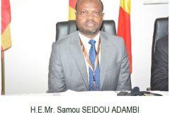 Delegate from Benin