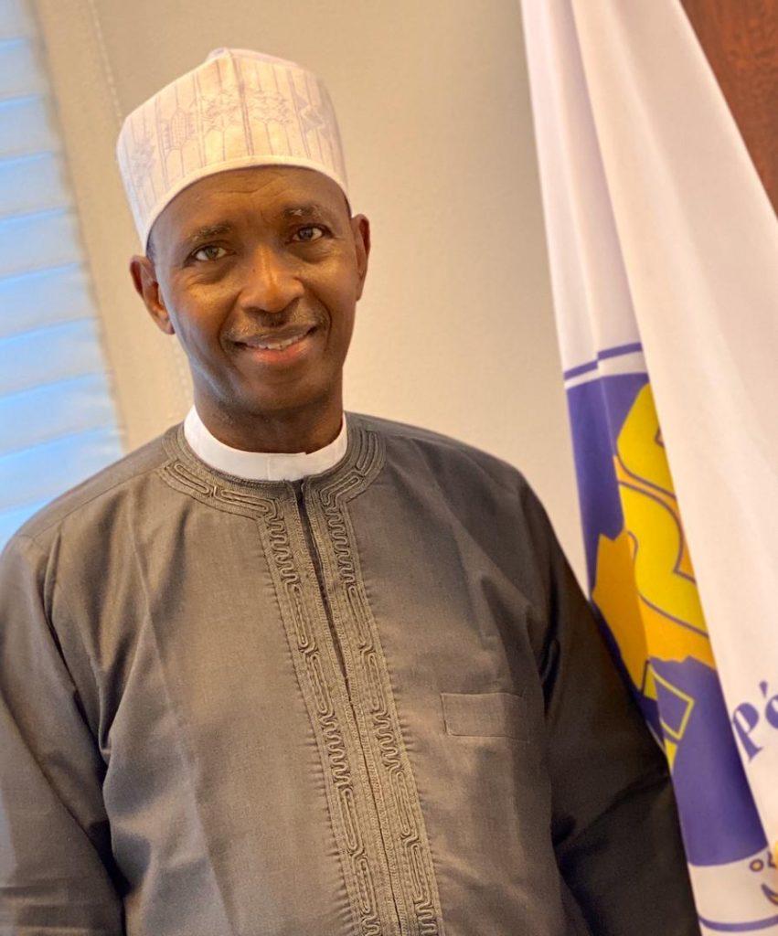 Dr. Omar Farouk Ibrahim Secretary General African Petroleum Producers' Organizatoin