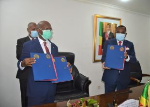 Thumbnail for the post titled: SIGNING CEREMONY OF THE HEADQUARTERS AGREEMENT BETWEEN THE REPUBLIC OF CONGO AND APPO – THE SPEECH OF SECRETARY GENERAL OF APPO, Dr OMAR FAROUK Ibrahim