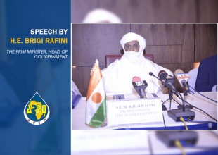 Thumbnail for the post titled: SPEECH BY THE PRIME MINISTER, HEAD OF GOUVERNMENT H.E. BRIGI RAFINI.