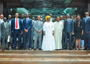 Thumbnail for the post titled: APPO Secretary General visits Dakar and Abidjan / Le Secrétaire Général de l'APPO en visite à Dakar et Abidjan